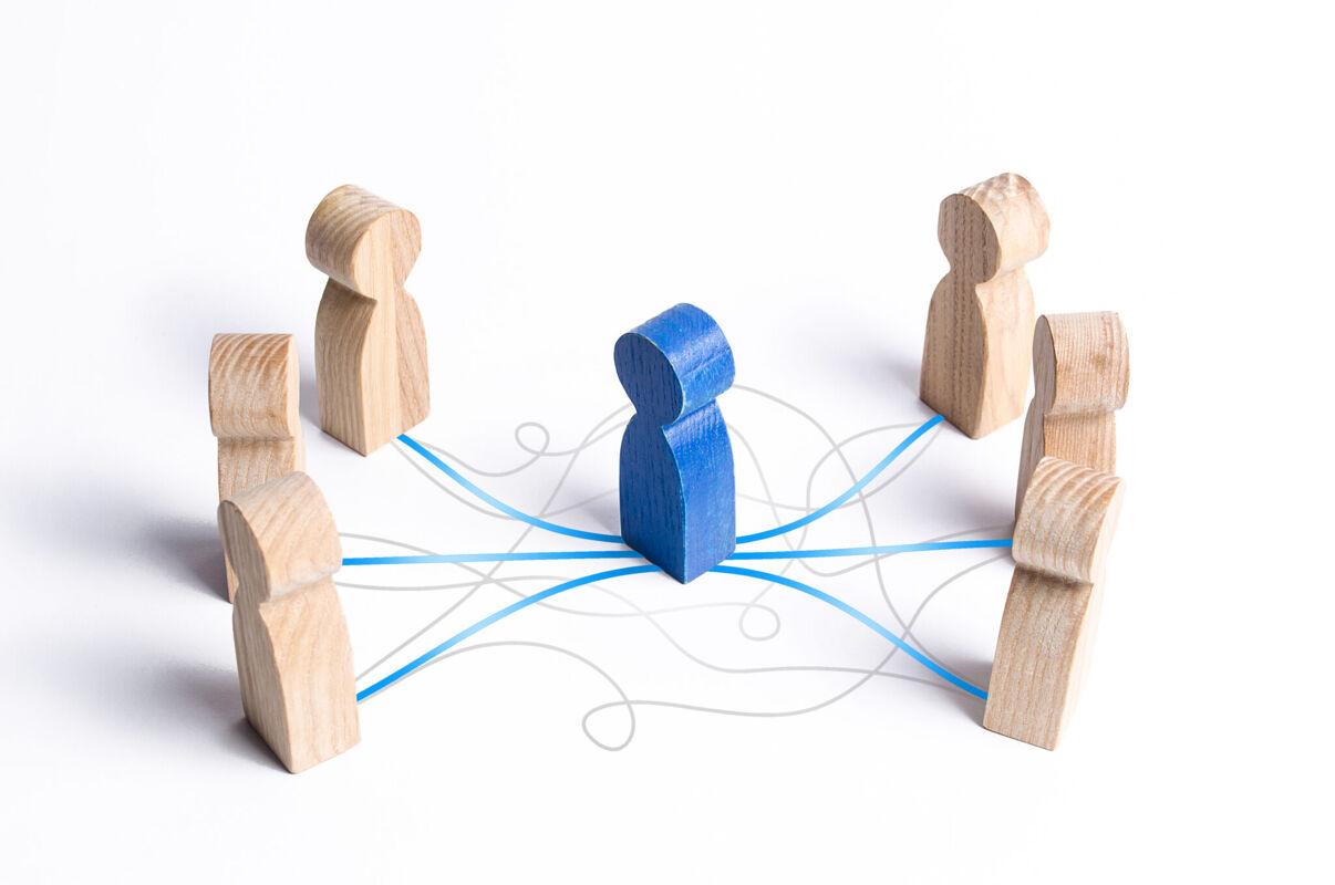 與客戶進行複雜的項目管理